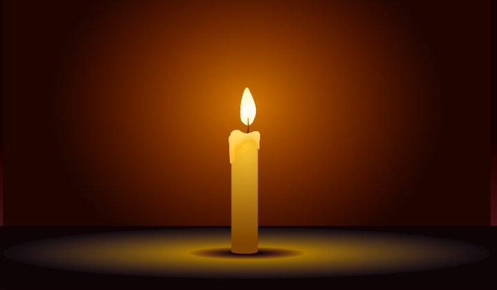 Apagar una vela sin soplar universo makinga - Transferir fotos a velas ...